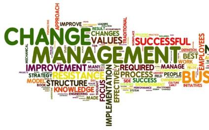 Effective Change Management – Change Definition